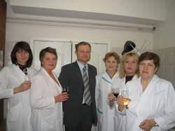 Тюменская областная больница 4 г. ишим